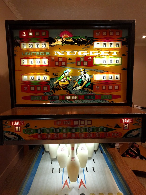 Tilted Pinball - Pinball and Arcade Repair - Nugget